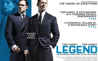Legend (Review)