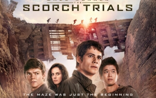 MAZE RUNNER: THE SCORCH TRIALS (12A)
