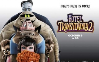 Hotel Transylvania 2 (Review)