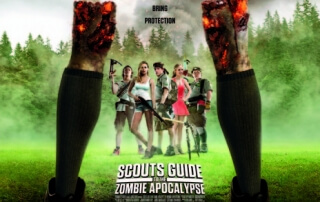 SCOUTS GUIDE TO THE ZOMBIE APOCALYPSE (15)