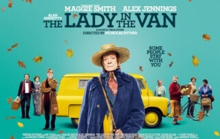 THE LADY IN THE VAN (12A)
