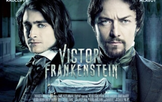 Victor Frankenstein (Review)