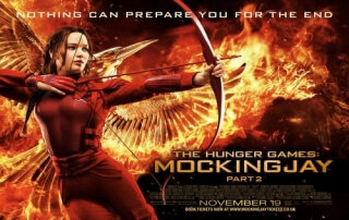 THE HUNGER GAMES: MOCKINGJAY – PART 2 (12A)