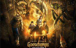 Goosebumps (Review)