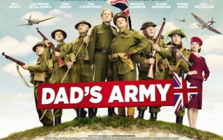 DAD'S ARMY (PG)