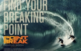 POINT BREAK (12A)