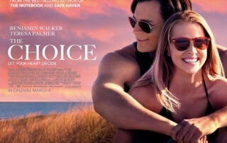 THE CHOICE (12A)