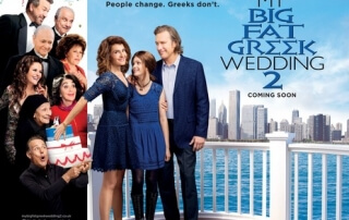 MY BIG FAT GREEK WEDDING 2 (12A)