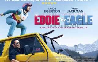 EDDIE THE EAGLE (PG)