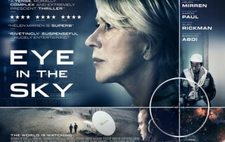 Eye In The Sky (Review)