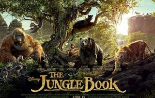 THE JUNGLE BOOK (PG)