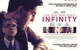 The Man Who Knew Infinity (Review)