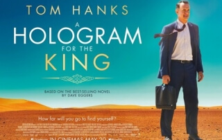 A Hologram For The King (Review)