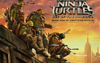 TEENAGE MUTANT NINJA TURTLES: OUT OF THE SHADOWS (12A)