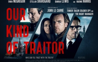 Our Kind of Traitor (Review)