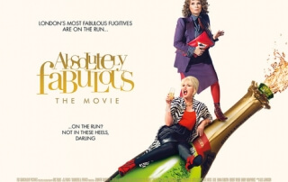 Absolutely Fabulous: The Movie (Review)