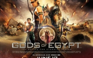 GODS OF EGYPT (12A)