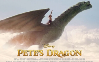 PETE'S DRAGON (PG)