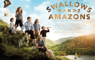 SWALLOWS AND AMAZONS (PG)
