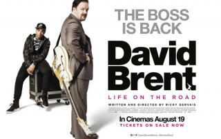 DAVID BRENT: LIFE ON THE ROAD (15)