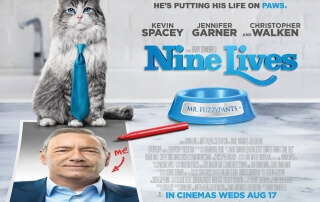 Nine Lives (Review)