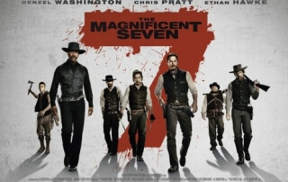 THE MAGNIFICENT SEVEN (12A)
