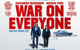 War on Everyone (Review)