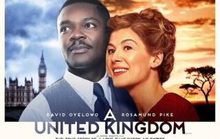 A United Kingdom (BFI London Film Festival Review)