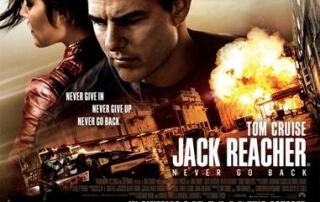 Jack Reacher: Never Go Back (Review)
