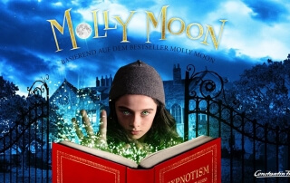 MOLLY MOON AND THE INCREDIBLE BOOK OF HYPNOTISM (U)