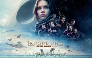 ROGUE ONE: A STAR WARS STORY (12A)