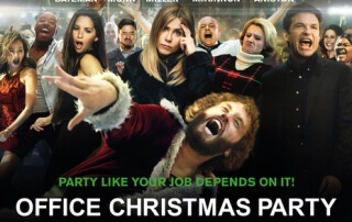 Office Christmas Party (Review)