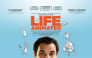 LIFE, ANIMATED (PG)
