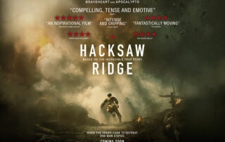 Hacksaw Ridge (Review)