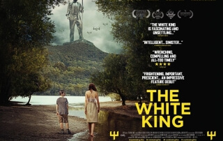 THE WHITE KING (12A)