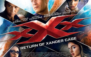 xXx: RETURN OF XANDER CAGE (12A)
