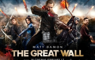 THE GREAT WALL (12A)