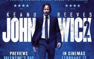 John Wick: Chapter 2 (Review)