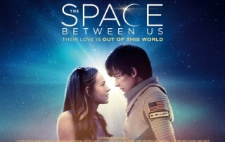 THE SPACE BETWEEN US (PG)
