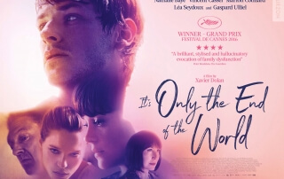 It's Only The End Of The World (Review)