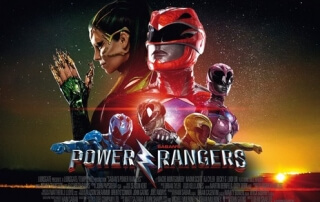POWER RANGERS (12A)