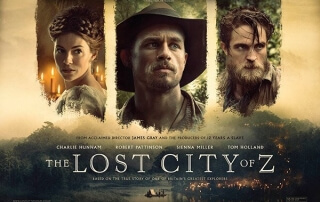 The Lost City of Z (Review)