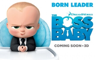 The Boss Baby (Review)
