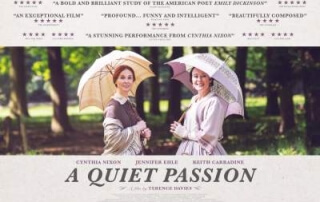 A Quiet Passion (Review)