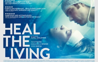 HEAL THE LIVING (12A)