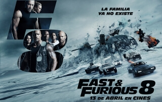 Fast & Furious 8 (Review)
