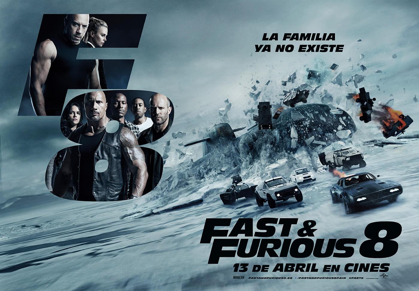 Fast And Furious 8 Kinox