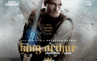 KING ARTHUR: LEGEND OF THE SWORD (12A)