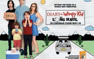 DIARY OF A WIMPY KID: THE LONG HAUL (U)