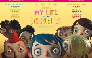 MY LIFE AS A COURGETTE (PG)